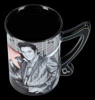Elvis Presley Ceramic Mug - Cadillac