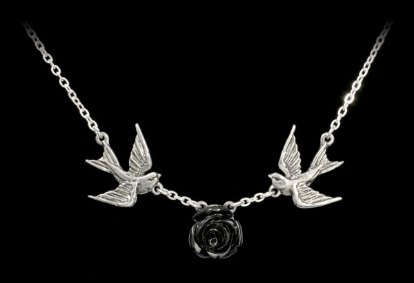 Alchemy Gothic Halskette - Love Returns