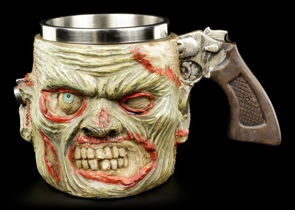 Zombie Krug - Headshot
