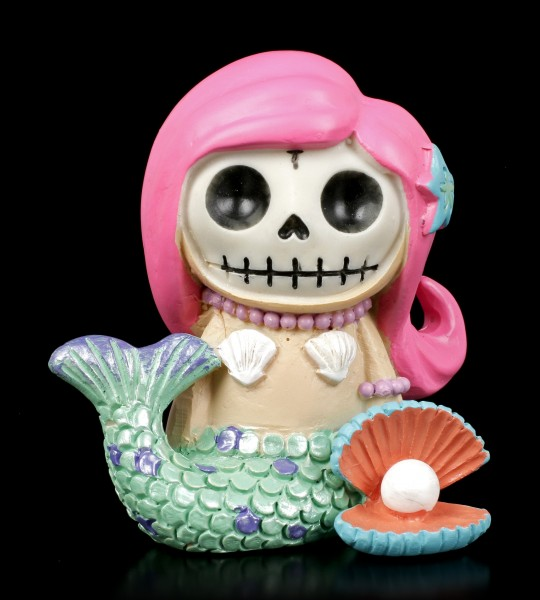 Furry Bones Figurine - Ariel