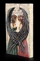 Engel Wandrelief - Fairysite - Sisters