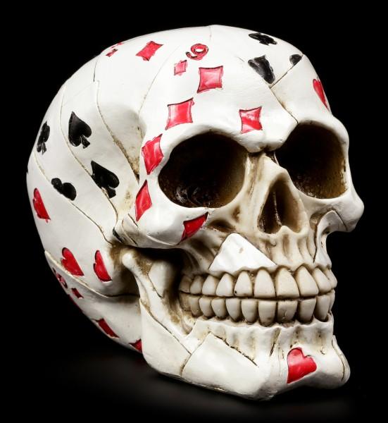 Skull - Poker Cards