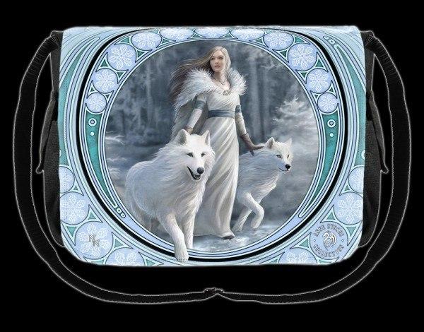 Messenger Bag Fantasy - Winter Guardians