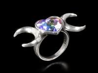 Alchemy Gothic Ring - Thuwies Y Galon