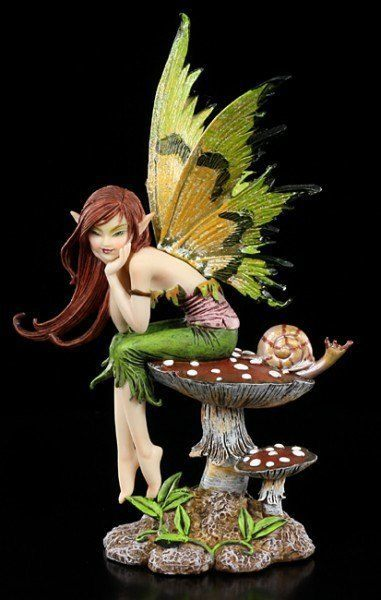 Amy Brown Fairy Figurine - Thinking Of You