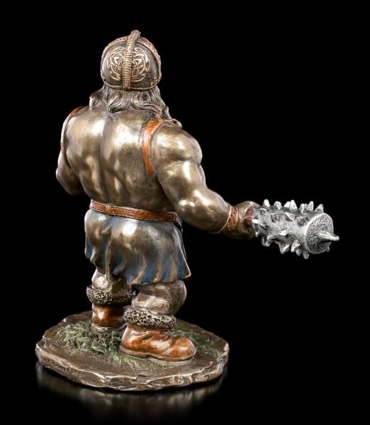 Wikinger Figur mit Streitkolben