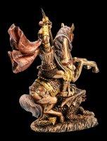 St. George Figurine - small