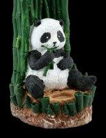 Panda Räucherstäbchenhalter