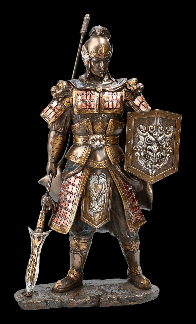 Chinesische Krieger Figur - Zhao Yun