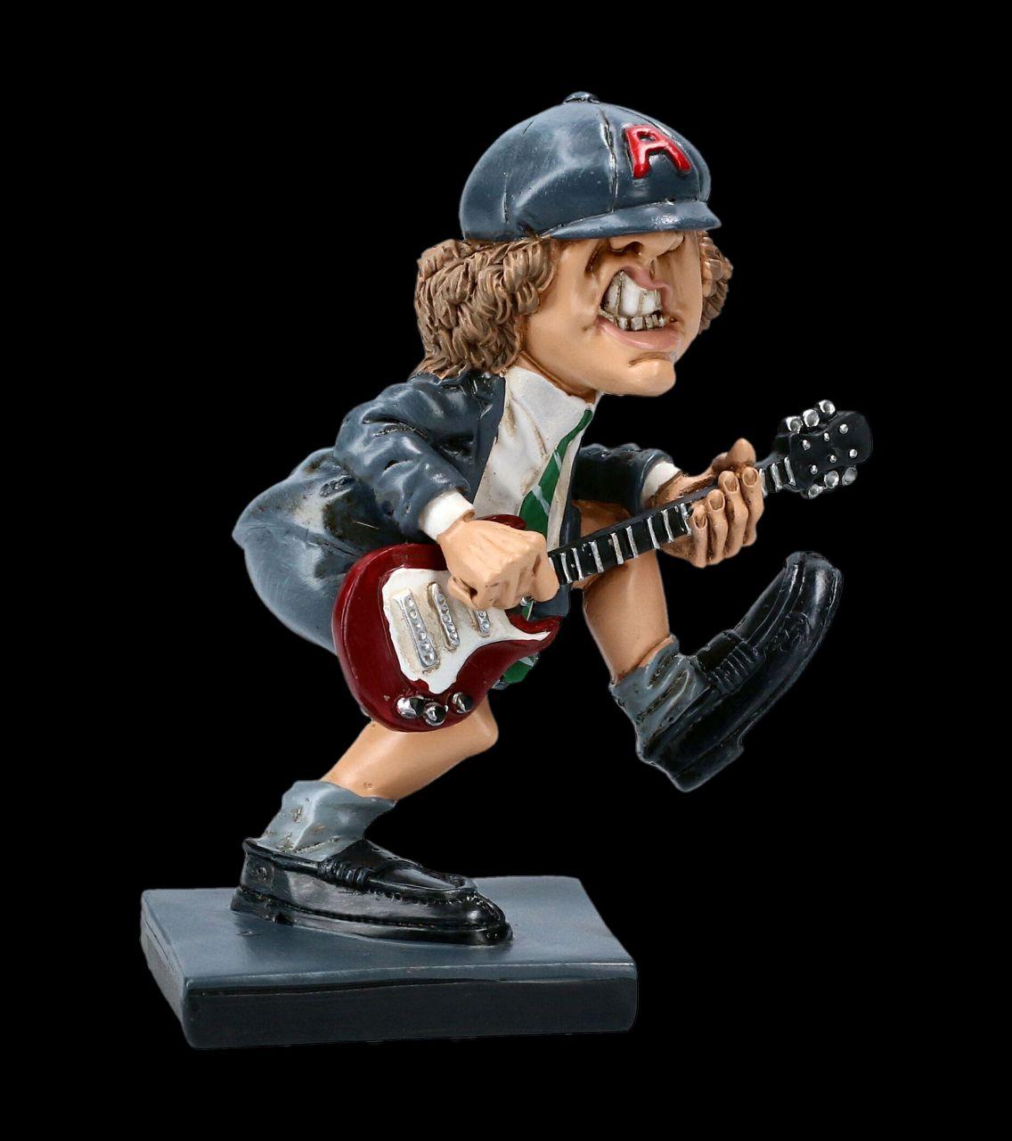Funny Job Figurine . Rockstar Angus
