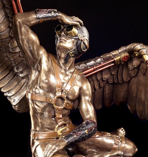 Steampunk Engel Figur