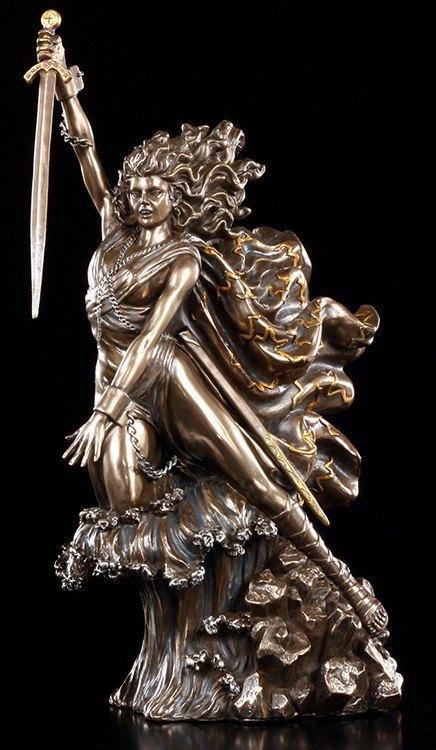 Goddess Nemesis Figurine
