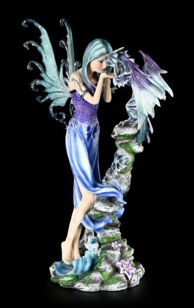 Fairy Figurine - Mandara the Dragon Whisperer