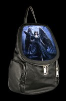 3D Backpack with Angel - Raven