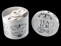 Tee Set for One - Witches Brew