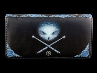 Purse with Owl - Awaken Your Magic - embossed