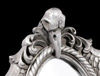Table Mirror Raven Skull - My Soul from a Shadow