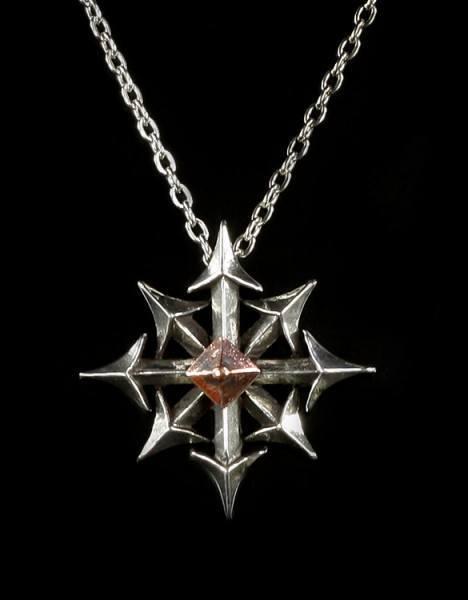 Chaostar - Alchemy Gothic Pendant