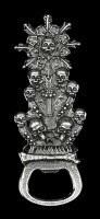 Bottle Opener - Skull Throne as Fridge Magnet