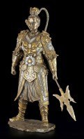 Chinesische Krieger Figur - Lu Bu