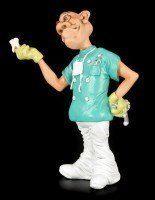 Zahnarzt - Funny Job Figur