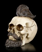 Skull - Bearded Buddy