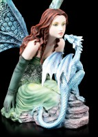 Fairy Figurine - Dragon Whisper