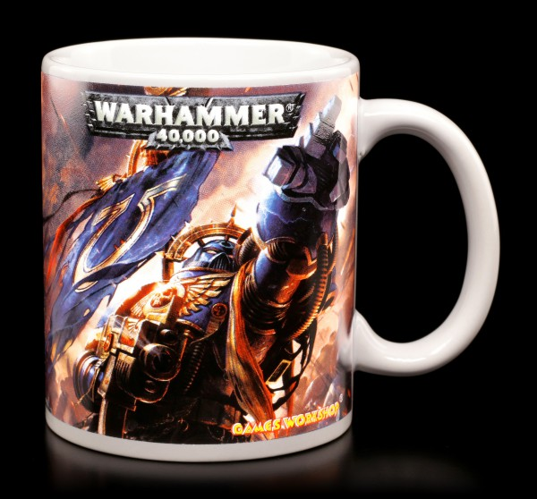 Tasse Warhammer - Ultramarines