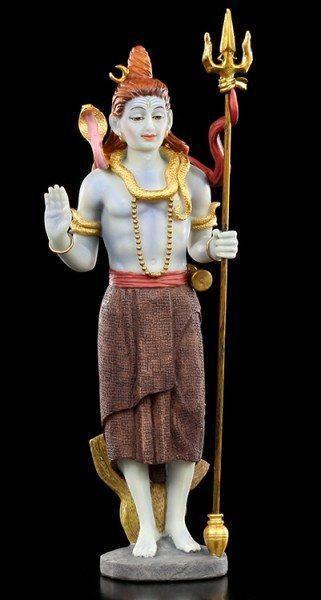Hindu Gott Shiva Figur