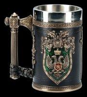 Medieval Tankard - Empire - bronzed