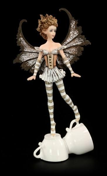 Fairy Figurine - Espresso Fairy