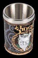 Ghost Shot Glass - Gold Meliora