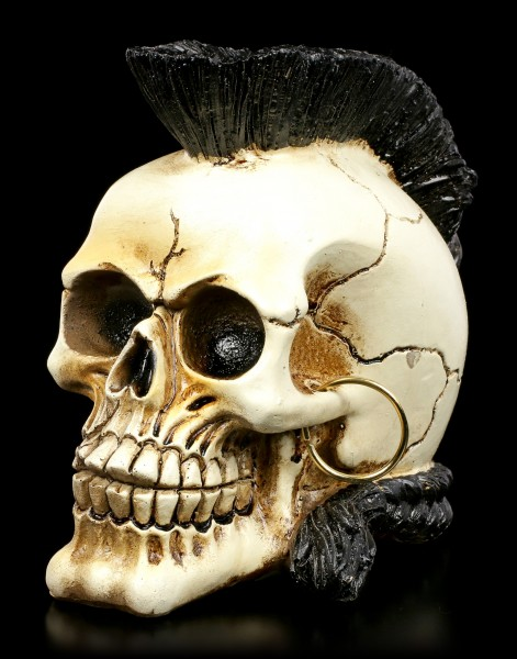 Skull - Punks not Dead