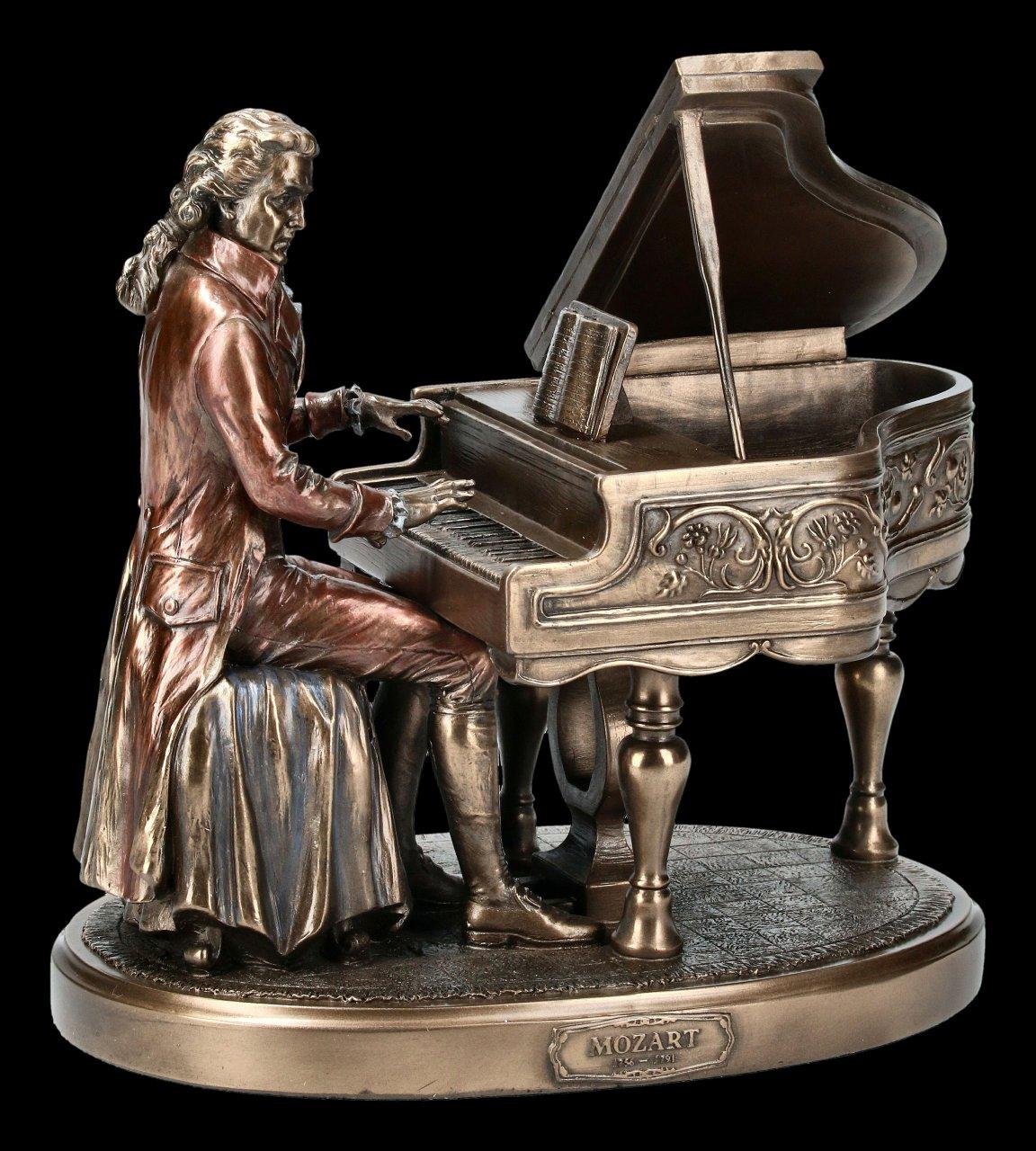 Mozart am Klavier