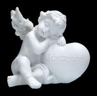 Angel Figurine Set of 2 - Guardian Angels