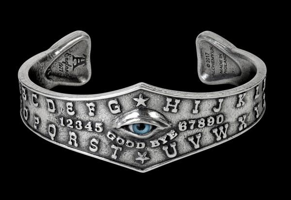 Alchemy Gothic Armreif - Ouija Eye