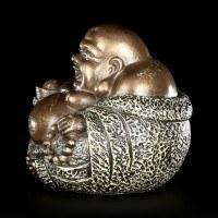 Happy Buddha Figurine - Fortune
