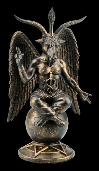 Baphomet Figurine - Antiquity
