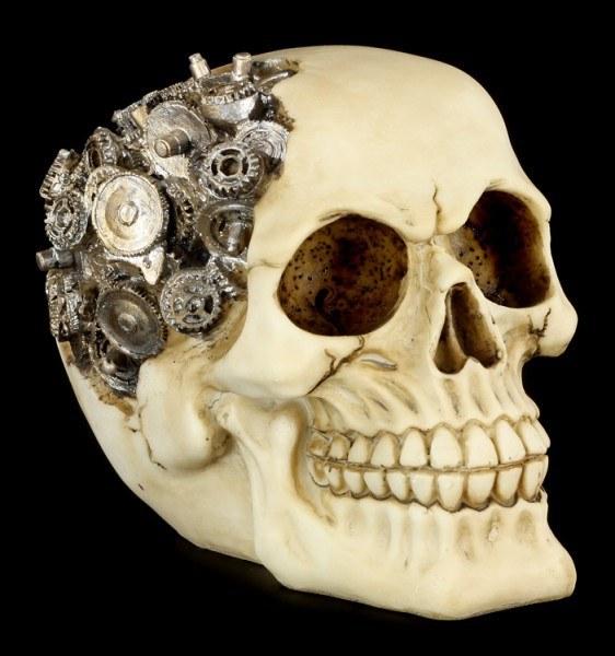 Skull - Clockwork Cranium