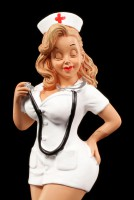 Funny Job Figurine - Sexy Nurse