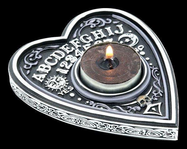 Tealight Holder - Spirit Board Planchette
