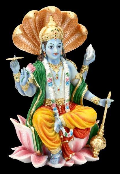 Vishnu Figur - Hindu Gottheit