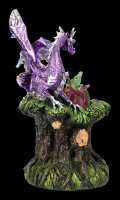 Dragon Figurine with LED - Home of the Hatchlings