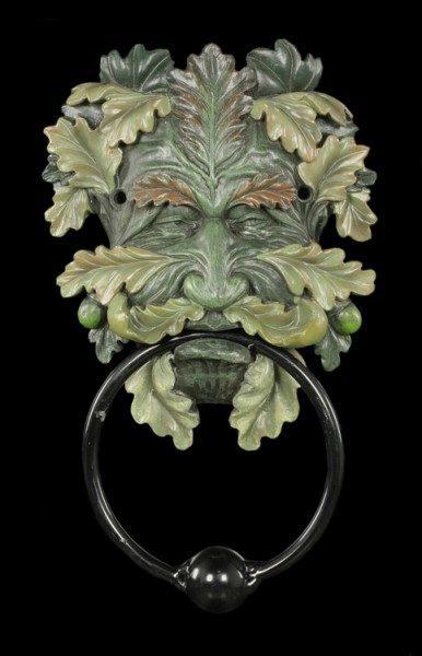 Türklopfer - Green Man