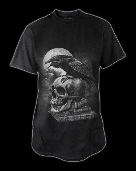 Alchemy Gothic T-Shirt - Poe's Raven