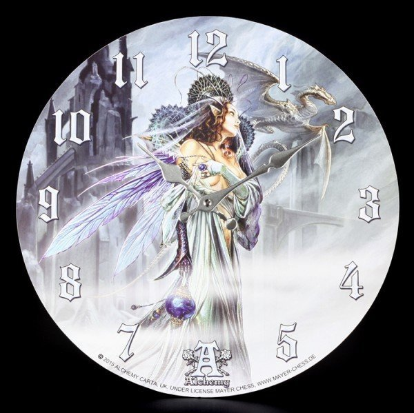 Clock Fantasy - Bride Of The Moon by Alchemy