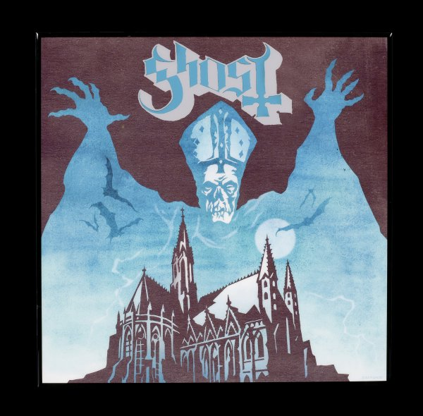 Ghost Crystal Clear Picture - Opus Eponymous
