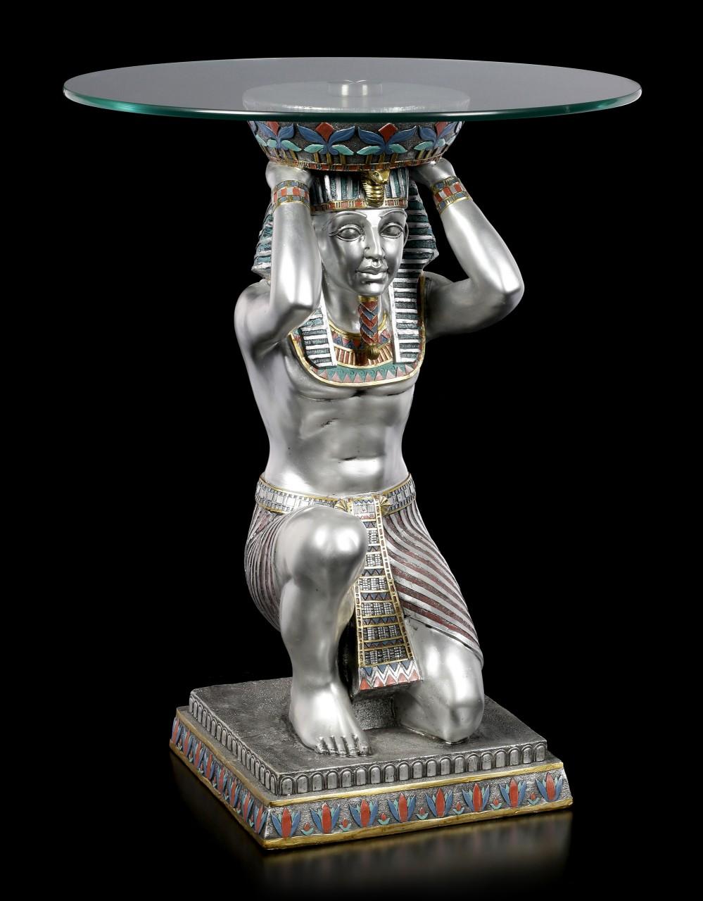 Ägyptischer Tisch - Treuer Diener