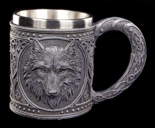 Gothic Krug - Nacht Wolf