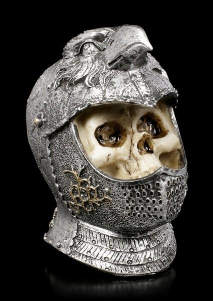 Skull - Knight with Eagle Helmet